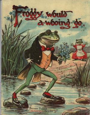 FROGGY WOULD A-WOOING GO