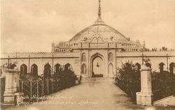 SHAH NAJAF THE TOMB OF GHAZI-UD-DIN-HAIDAR KHAN