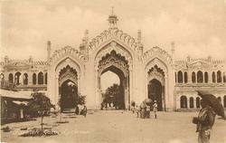 TURKISH GATE