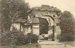 BAILEY GUARD GATE
