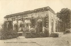 DR. FERRAR'S HOUSE IN RESIDENCY