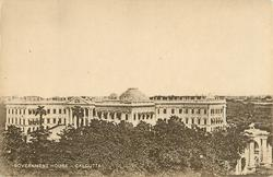 GOVERNMENT HOUSE  distant view