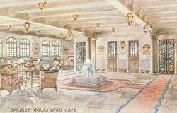SPANISH COURTYARD CAFE