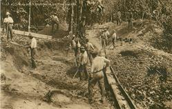 ALLUVIAL GOLD DIGGING IN BRITISH GUIANA