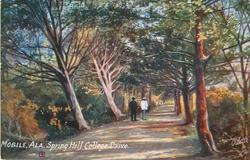 SPRING HILL COLLEGE DRIVE