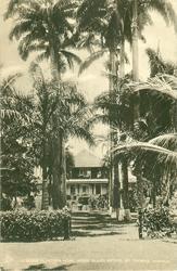 A SUGAR PLANTER'S HOME, SERGE ISLAND ESTATE, ST. THOMAS