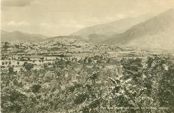 THE BLUE MOUNTAINS VALLEY, ST. THOMAS