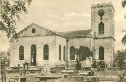 THE PARISH CHURCH, MONTEGO BAY, ST. JAMES