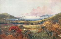 KINGSTON HARBOUR  distant view