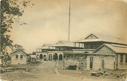 THE MORNE BARRACKS