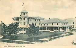 ELLIS HOUSE, PORT MAITLAND, N.S.