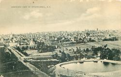 BIRD'S-EYE VIEW OF SPRINGHILL, N.S.