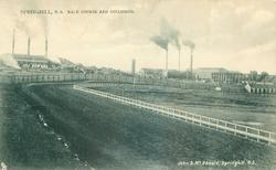 RACE COURSE AND COLLIERIES