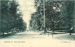 WEST ELM STREET