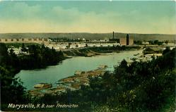 MARYSVILLE, N.B. NEAR FREDERICTON, N.B.