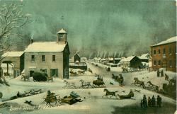 QUEEN STREET IN 1832