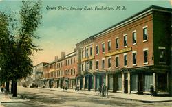 QUEEN STREET LOOKING EAST