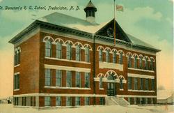 ST. DUNSTAN'S R.C. SCHOOL