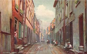 LITTLE CHAMPLAIN STREET