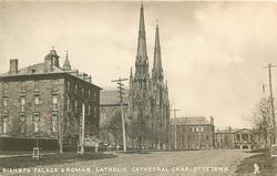 BISHOPS PALACE & ROMAN CATHOLIC CATHEDRAL