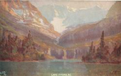 LAKE O'HARA, B.C.