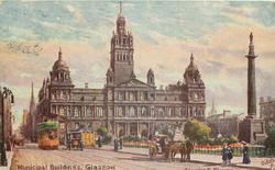 MUNICIPAL BUILDINGS, GLASGOW