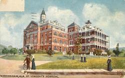 ST. VINCENT'S HOSPITAL