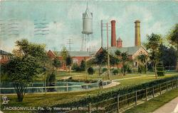 CITY WATER-WORKS AND ELECTRIC LIGHT PLANT