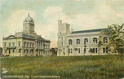 COURT HOUSE AND ARMORY