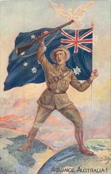 ADVANCE AUSTRALIA!