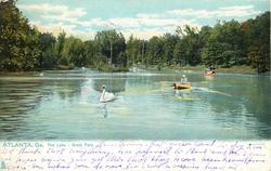 THE LAKE - GRANT PARK