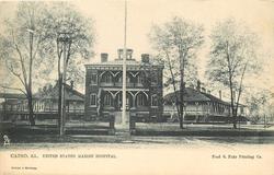 UNITED STATES MARINE HOSPITAL