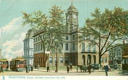 OLD STATE HOUSE (NOW CITY HALL)