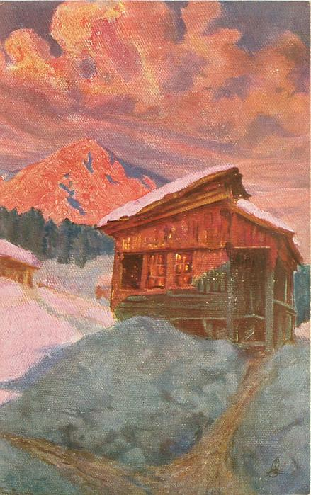 alpine rest-house (untitled, title taken from 7502)