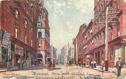 PRYOR STREET