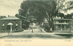 MAIN STREET, EAST