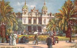 Cafe Paris Monte Carlo