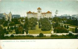 WINDSOR HOTEL AND PARK