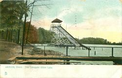 THE TOBOGGAN - SILVER LAKE