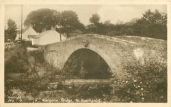 ABERGARW BRIDGE, NR. ABERKENFIG