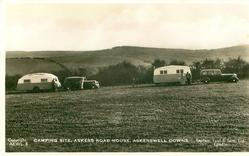 CAMPING SITE, ASKERS ROAD HOUSE, ASKERSWELL DOWNS
