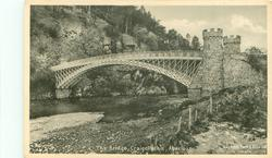 THE BRIDGE, CRAIGELLACHIE