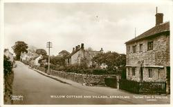 WILLOW COTTAGE AND VILLAGE