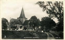 ALFRISTON CHURCH