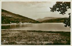 GOVERNMENT CAMP, LOCH LONG