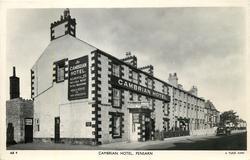 CAMBRIAN HOTEL, PENSARN