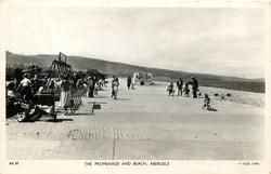 THE PROMENADE AND BEACH