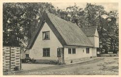 JEREMIAH'S TEA HOUSE rear view