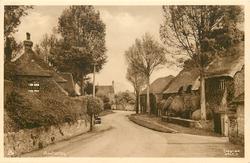 AMBERLEY  village street