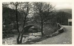 ABER BRIDGE  side view
